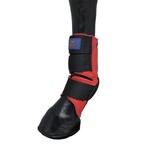 Skid Boot Vermelho em Neoprene - Equitech