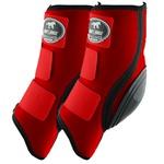 Skid Boot Vermelho- Boots Horse
