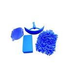 Kit Higiene e Limpeza para Cavalo Azul Importado - Partrade