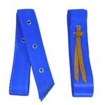 Látego e Contra Látego Boots Horse Azul Royal