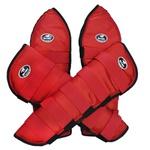 Protetor de Viagem Vermelho - Boots Horse