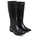 Bota Montaria Feminina Couro Legítimo - Encinas Leather