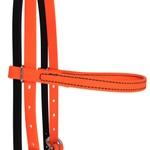 Cabeçada fabricada em Borracha Laranja - Weaver Leather