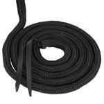 Cabresto de corda ajustável com focinheira e guia - Importado