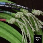 Corda Tomahawk 4 Tentos Laço Pé - MEDIUM SOFT ROCKET