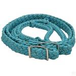 Rédea de Nylon Azul Turquesa com Glitter - Partrade