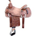Sela Artesanal para Team Roping - Pro Horse PH1012
