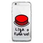 CAPA FLEXIVEL ESTAMPADA FRASES FODA-SE T068