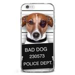 CAPA FLEXIVEL ESTAMPADA PETS BAD DOG E133