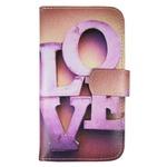 CAPA CARTEIRA ESTAMPADA LOVE LOVE E116