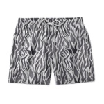 Short Praia Zebra