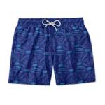 Short Praia - Azul