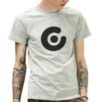 Camiseta Célula Basic - Cinza Mescla