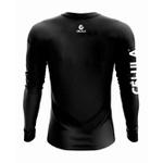 Camiseta Masculina Manga Longa C/ Proteção UV