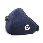 Máscara C/ Respirador Célula Azul