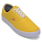 Tênis College - Amarelo