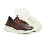 Tênis Sneaker Taiti em Couro + Neoprene