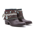 Bota Feminina Sioux Brown