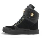 Sneaker De Treino Feminino Full Black