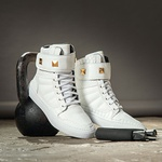Tênis Sneaker Fitness Feminino Branco
