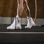 Botinha Feminina De Musculação Branco