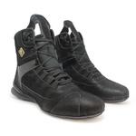Sneaker Cano Alto De Treino e Musculação Preto
