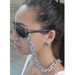 Cordinha de Óculos Corrente Metal *
