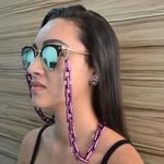 Cordinha de Óculos Corrente Quavis Roxo *
