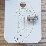 Piercing Fake Zircônia Prata