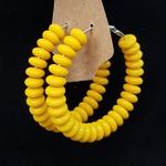 Argola Amarela