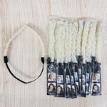 Dúzia De Headbands Mini Pérolas