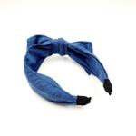 Tiara Laço Azul