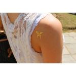 Tatuagem Metálica Flash Tattoo Dreams