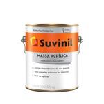 MASSA ACRILICA 3,6L SUVINIL