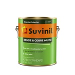 TINTA ACRÍLICA RENDE & COBRE MUITO BRANCO 3,6L SUVINIL