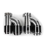 Ponteira Dupla Haustech Carbon . 3,0/3,5 Pol (PAR)