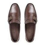 Sapato Casual em Couro Conhaque - Palermo