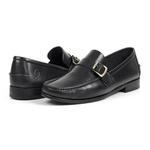 Sapato Casual em Couro Preto - Palermo