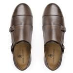 Sapato Casual em Couro Conhaque - Cannes