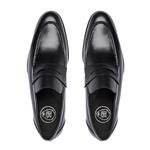 Sapato Social em Couro Preto - Piazza