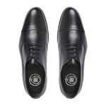 Sapato Social em Couro Preto - Positano