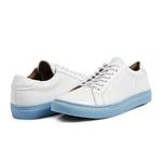 Tênis Branco - Tahoe Azul
