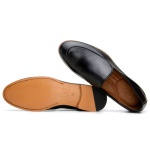 SAPATO CASUAL MASCULINO LOAFER CNS THOMAS PRETO