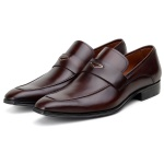 SAPATO SOCIAL MASCULINO LOAFER CNS MOSK MOURO