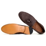 SAPATO CASUAL MASCULINO LOAFER CNS BILL CAFÉ