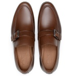 SAPATO SOCIAL MASCULINO LOAFER CNS MATT WHISKY