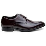 Sapato Social Masculino Derby CNS NPL 008 Café