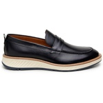 Sapato Casual Masculino Loafer CNS 384020 Preto