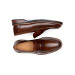 Sapato Casual Masculino Loafer CNS 415010 Conhaque