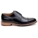 Sapato Casual Masculino Derby CNS 14917102 Preto
